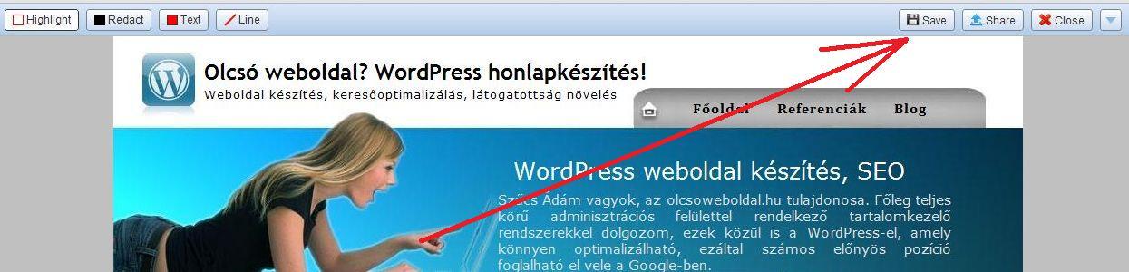 hogyan lehet gyorsan weboldalt készíteni és keresni