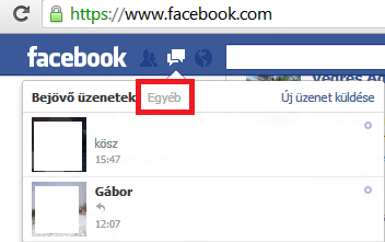 egyeb-uzenetek-facebook