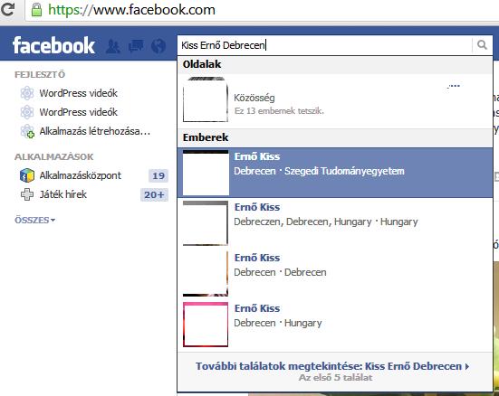 facebook-varosra-szukites